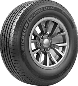 MICHELIN Defender LTX M/S All-season Radial Tire-275/055R20 113T