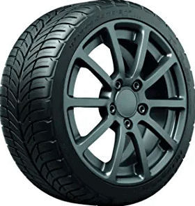 BFGoodrich g-Force COMP-2 A/S All-season Radial Tire-215/045R17 91W