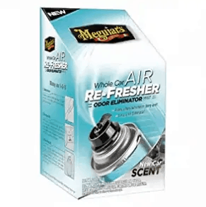 MEGUIRE'S Whole Car Air Re-Fresher