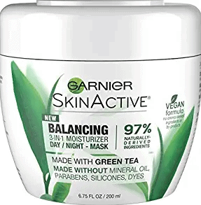 Garnier SkinActive 3-in-1 Balancing Face Moisturizer with Green Tea