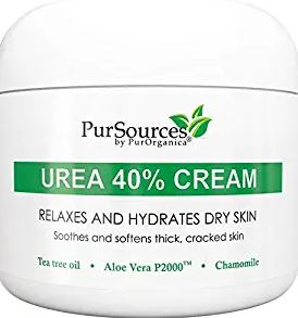 Pur Sources Foot Callus remover cream