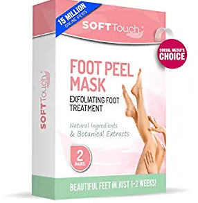 Soft Touch Foot Callus Remover Mask