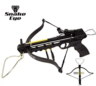 Snake Eye Tactical 80lbs Self Cocking Cobra Crossbow