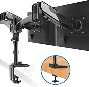 Huanuo Dual Arm Monitor Stand HNDSK1-B