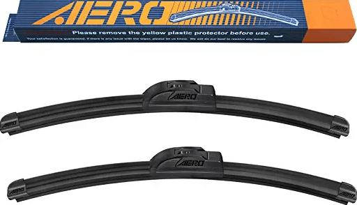 "AERO 24"" + 21"" OEM Quality Wiper Blades"