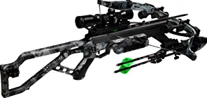 Excalibur Axe 340 Kryptek Raid Crossbow