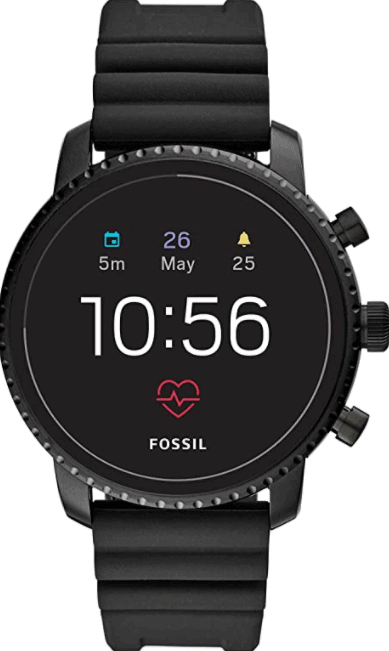 Fossil Men's Gen 4 Explorist HR Smartwatch