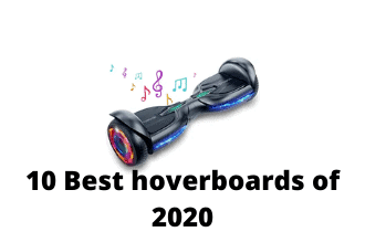 10 Best hoverboards of 2021