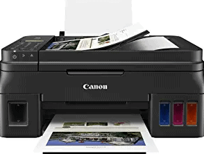 Canon Pixma G4210 Wireless Supertank