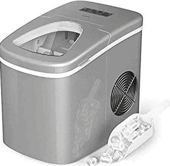 hOmeLabsPortable Ice Maker Machine for Countertop