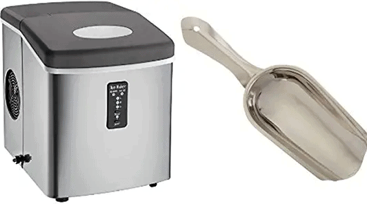 Igloo ICE103 Stainless Steel Ice Maker