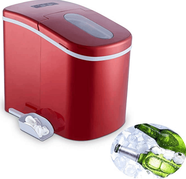 T YONG TONG Portable Ice Maker Countertop