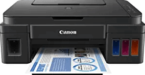 Canon PIXMA G2200 Mega tank All-In-One Printer