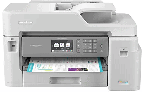 Brother MFC-J5845DW, INKvestment Color Inkjet Printer