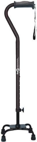 Drive Medical Hugo Adjustable Quad Cane