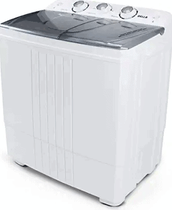 Della Top Load Portable Washing Machine w/Dryer