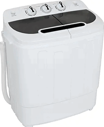 Zeny Portable Compact Machine w/Dryer
