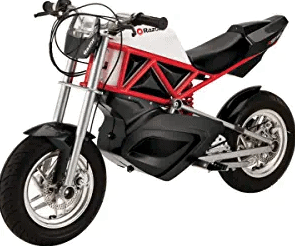 Razor RSF650 Electric Powered Street Bike