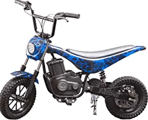 Burromax TT350R Electric Motorcycle Dirt Bike for Kids