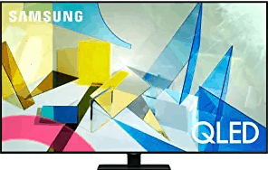 Samsung Q80T 75-Inch QLED 4K UHD TV
