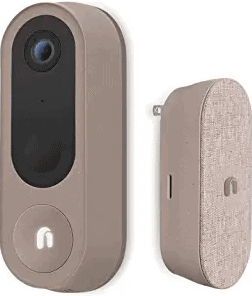 Nooie Security Wireless Video Doorbell Camera