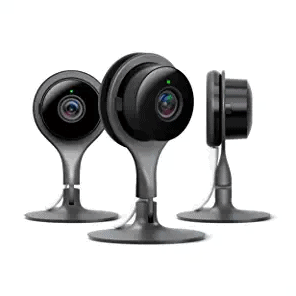 Google Nest Security Camera Pack of 3