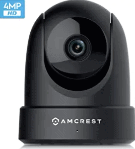 Amcrest 4MP UltraHD Indoor Wi-Fi Camera