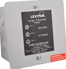 Leviton 51120-3 3-Phase Panel Protector