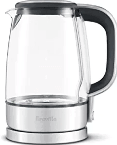 Breville USA BKE595XL Best Crystal Electric Kettle For Coffee
