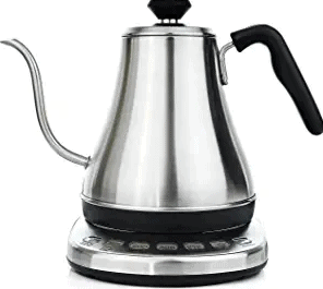 Willow & Everett Gooseneck Electric Kettle For Coffee