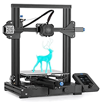 Official Creality Ender three V2 Upgraded 3D Printer with Silent Motherboard