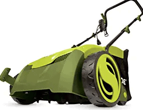 Sun Joe 13″ 12 Amp Electric Scarifier & Lawn Dethatcher