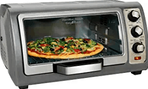 Hamilton Beach 31126 Silver Oven with Convection