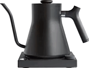 Fellow Stagg EKG Matte Best Black Electric Kettle For Coffee