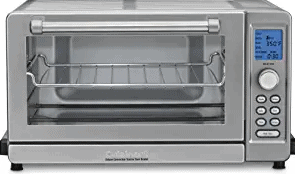 Cuisinart TOB-135N Stainless Steel Toaster Oven