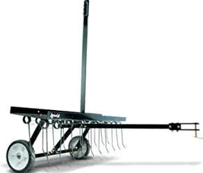 Agri-Fab 45″ Tine Tow Dethatcher