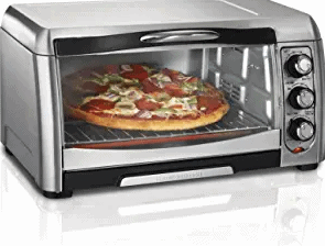 Hamilton Beach 31333 Stainless Steel Toaster Oven