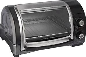 Hamilton Beach 31334 Metallic Toaster Oven