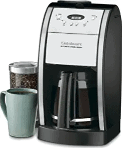 Cuisinart DGB-550BKP1 Grind and Brew Machine