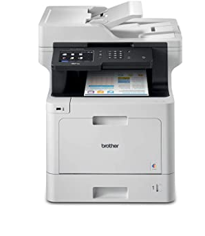 Brother MFC-L8900CDW Business Color Laser All-in-One Printer,