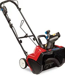 Toro 38381 18-Inch Electric 1800 Power Curve Snow Blower