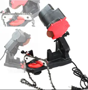 LEGENDARY-YES Electric Grinder Chain Saw Bench Sharpener