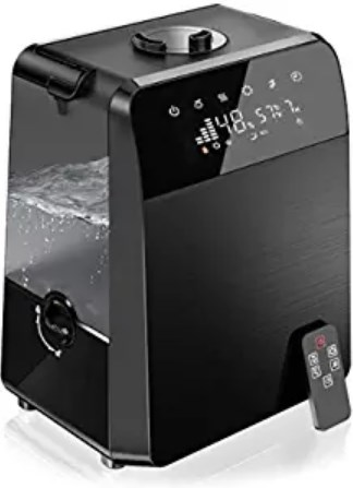 TTLIFE 6L Warm and Cool Mist HumidifiersTTLIFE 6L Warm and Cool Mist Humidifiers