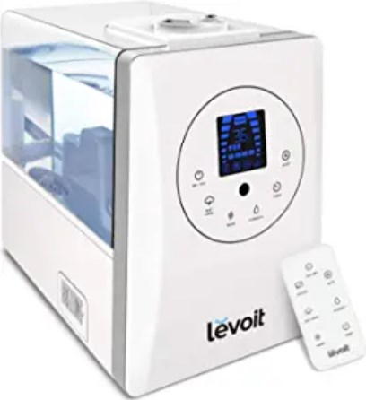 LEVOIT Humidifiers for Bedroom 6L Warm and Cool Mist