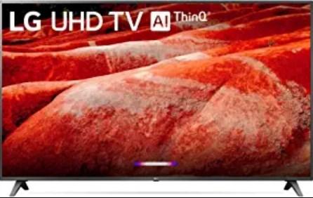 LG 82UM8070 82-Inch 4K LED UHD Smart TV