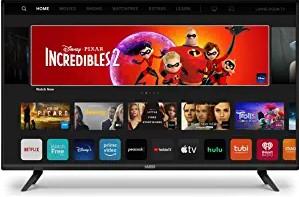 VIZIO 24 Inch Smart TV, D-Series Television Full HD 1080p