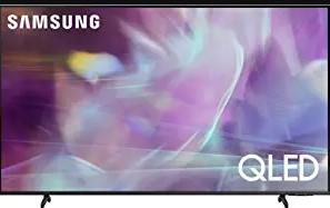 SAMSUNG 55-Inch Class QLED Q60A Series - 4K UHD Dual LED