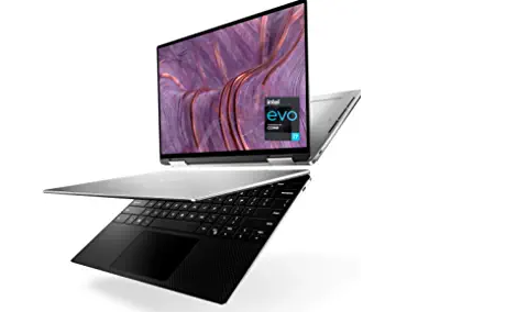 Dell 9310 XPS 2 in 1 Convertible, 13.4 Inch FHD+ Touchscreen Laptop