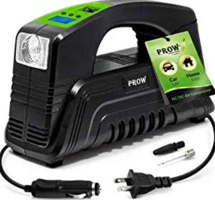 Prow Portable Air Compressor