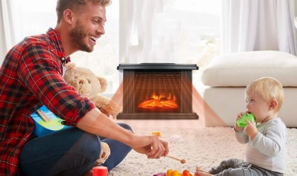 10 Best Indoor Electric Heaters For Large Rooms in 2021
